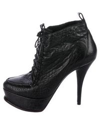 Elizabeth and James - Moxy Platform Boots - Lyst