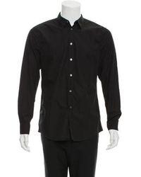 Acne Studios - Slim Pop Woven Shirt - Lyst