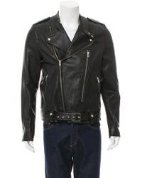 IRO - Hydo Leather Biker Jacket W/ Tags - Lyst