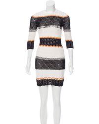 Ronny Kobo - Knit Charlie Dress Multicolor - Lyst