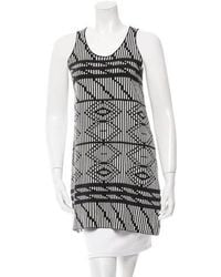 Tess Giberson - Knit Patterned Top W/ Tags - Lyst