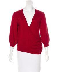 TSE - Knit Sweatshirt - Lyst