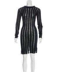 The Elder Statesman - Cashmere Sweater Dress W/ Tags - Lyst