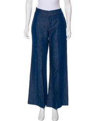 Co. - Mid-rise Wide-leg Jeans W/ Tags - Lyst