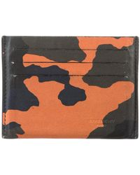 Givenchy - Camouflage Cardholder - Lyst