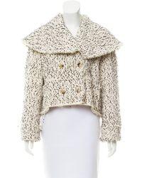 Rosie Assoulin - Wool Bouclé Jacket W/ Tags - Lyst
