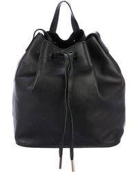 PB 0110 - Large Ab 16 Bucket Bag Black - Lyst