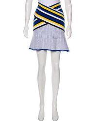 Prabal Gurung - Knee-length Flounce Skirt - Lyst