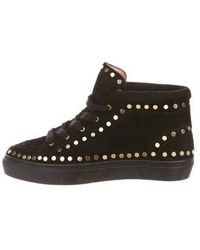 Laurence Dacade - Hugh Studded Sneakers W/ Tags Black - Lyst