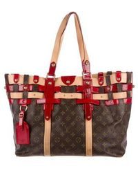 Louis Vuitton - Rubis Salina Gm Brown - Lyst