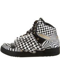 Jeremy Scott for adidas - Opart Wings Sneakers - Lyst