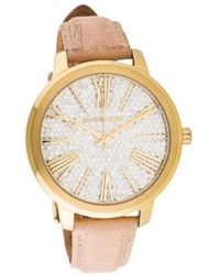 Michael Kors - Hartman Watch - Lyst