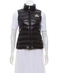 Pyrenex - Down Casual Vest Navy - Lyst