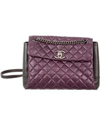 Chanel - Lady Pearly Flap Bag - Lyst