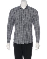 Steven Alan - Plaid Button-up Shirt - Lyst