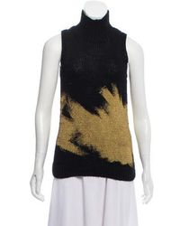a3e0f73194473 Lyst - Michael Kors Cashmere Sleeveless Knit W  Tags Tan in Natural