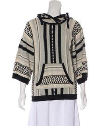 Veronica Beard - Rancho Hooded Sweater - Lyst
