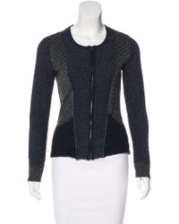 Rag & Bone - Knit Jacket - Lyst