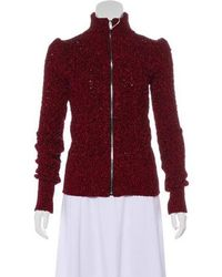 Isabel Marant - Structured Zip-up Cardigan W/ Tags - Lyst