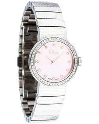 Dior - Baby D Watch - Lyst