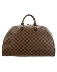 Louis Vuitton - Damier Ebene Ribera Gm Brown - Lyst