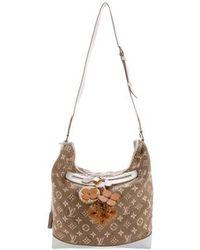 Louis Vuitton - Sabbia Besace Bag Tan - Lyst