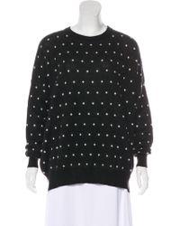Each x Other - Merino Wool-blend Intarsia Sweater - Lyst