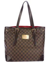 Louis Vuitton - Damier Ebene Hampstead Gm - Lyst