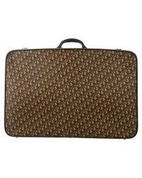 Dior - Vintage Diorissimo Suitcase Tan - Lyst