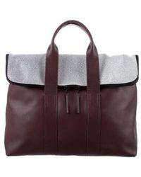 3.1 Phillip Lim - 31 Hour Bag Black - Lyst