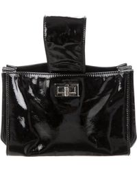 Chanel - Mademoiselle Accordion Bag Black - Lyst