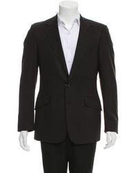 Roberto Cavalli - Wool Two-button Blazer W/ Tags - Lyst
