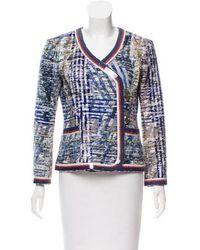 Chanel - 2016 Fantasy Tweed Jacket Multicolor - Lyst
