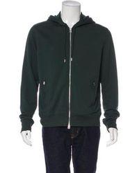 Acne Studios - Johna Hood Zip-up Sweatshirt - Lyst