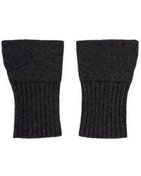Marc Jacobs - Fingerless Cashmere Gloves - Lyst