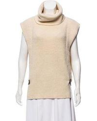 Neil Barrett - Turtle-neck Sleeveless Sweater - Lyst