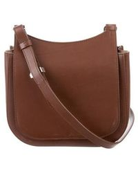 The Row - Hunting 9 Bag Silver - Lyst