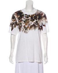 Jason Wu - Graphic T-shirt - Lyst