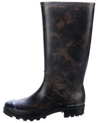 Marc Jacobs - Tortoiseshell Rain Boots - Lyst