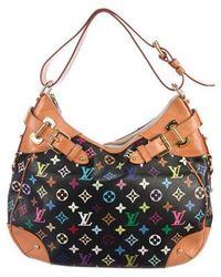 Louis Vuitton - Multicolore Greta Bag Black - Lyst