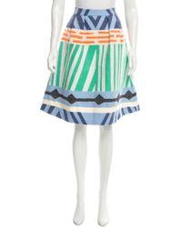 Novis - The Knight Jacquard Skirt W/ Tags - Lyst
