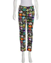 Jeremy Scott - Mid-rise Acid Tv Jeans W/ Tags - Lyst