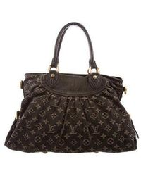 Louis Vuitton - Neo Cabby Mm Black - Lyst