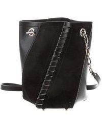 Proenza Schouler - 2016 Medium Hex Bucket Bag Black - Lyst