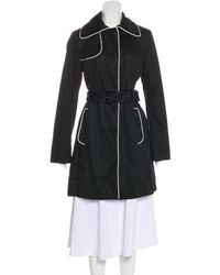 Jean Paul Gaultier - Long Sleeve Knee-length Coat - Lyst