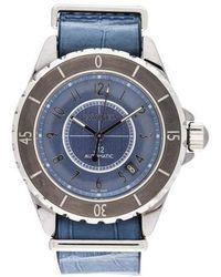Chanel - J12-g10 Watch - Lyst