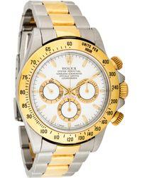 Rolex - Cosmograph Daytona Watch Yellow - Lyst