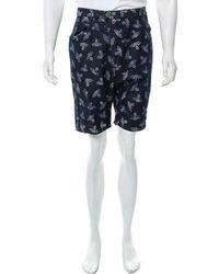 Vivienne Westwood - Five Pocket Denim Shorts - Lyst
