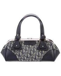 03917f22b32a Lyst - Dior Medium Diorissimo Lady Bag W  Strap Silver in Metallic