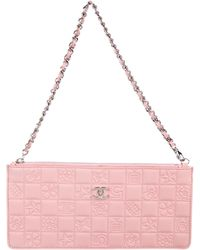 Chanel - Lucky Charms Pochette Pink - Lyst